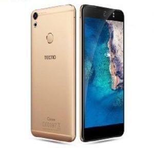 Tecno T349 Dual Sim - Gold - Tecsurt Limited